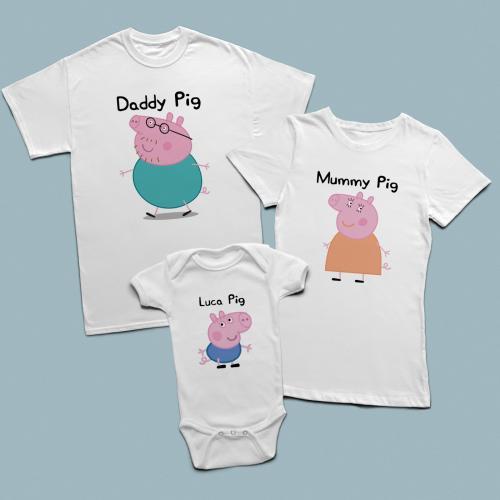 Pig Aile Set